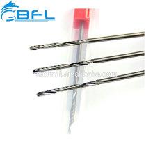 BFL China Fábrica de alta calidad de flauta simple Fresas / Fresas de carburo / Fresas de carburo / Fresas de carburo