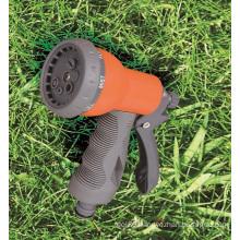 Garden Sprayer 6 Patterns Adjustable ABS Plastic Water Spray Gun