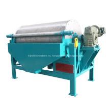 Магнитный сепаратор для шахты с минеральной и металлической
