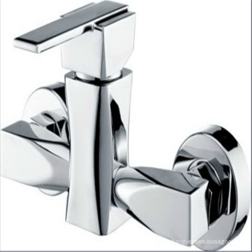 Wandmontierter Einhebel-Badezimmer-Duschhahn