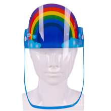 Kundenspezifische transparente Schutzisolierung PET-Maskengrundfolie