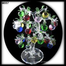 Nova cristal cristal de árvore de maçã