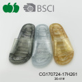 Ladis Latest New Style Pvc Jelly Slipper