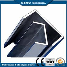 Approvisionnement en acier en acier de canal de poutre en double T de poutre en U fabriquée en Chine
