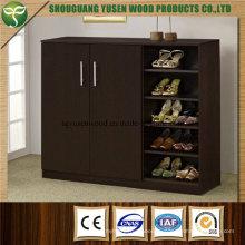 Дешевой Цене Деревянная Панель Шкаф Для Обуви/Обуви Хранения