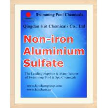 Промышленный Флокулянт железа алюминия сульфат CAS 10043-01-3