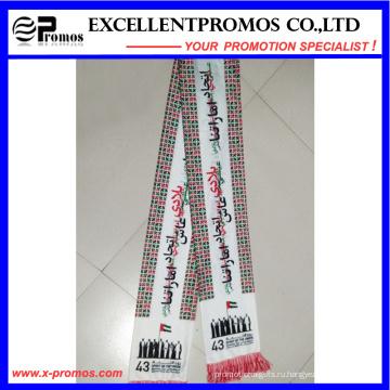 Горячее продавая самое лучшее качество Celebrate шарф полиэфира (EP-W9067)