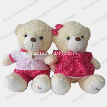 Ours d'amour, Teddy Beat, Peluche musicale, Peluche