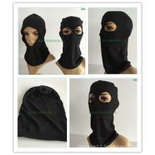 Hangzhou Factory Make Polar Fleece moitié ou un chapeau complet de masque facial