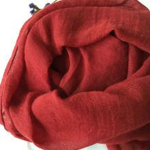 Super mince tissu de Voile haute torsion 100 % Polyester années 80 * 80 s 80 * 56 Desity