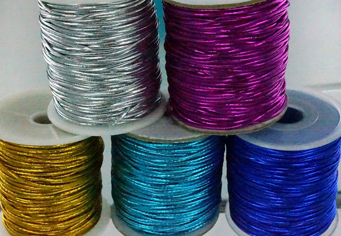 factory provide silver string