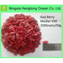 Venga y consiga frutas antioxidantes Goji Berry para mantenerse en forma