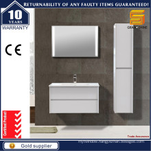 30′′ Modern Hanging Bathroom Cabinet with Mirror