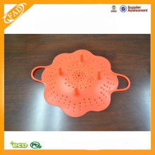 Top quality hot selling silicone microwave steamer