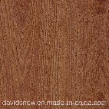 Revestimento de vinil revestido UV do PVC WPC do material de construção que trava