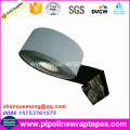 Cold applied PP fiber woven tape for weld joint