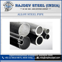 Gorgeous Look Fine Finishing Alloy Steel Pipe at Very Low Market Rate