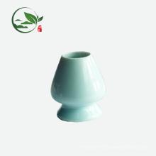 Nuevo diseño Bata de porcelana soporte Sky Blue Color