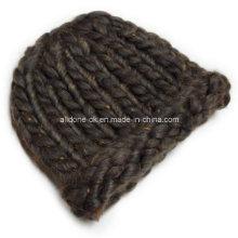 OEM ODM New Fashion Hand Knit Winter Hat