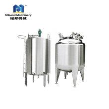 Высококачественные химические баки для хранения жидкого шампуня
