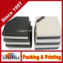 Caixa de presente de papel com OEM personalizado e em estoque (110382)