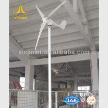 Poste de energía eólica