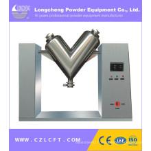 Machine de mélangeur de poudre de type V