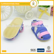 2016 vente chaude été sandale bébé gros sandales enfants adorables
