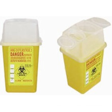 Disposable Plastic Medical 1.0 L Sharp Container