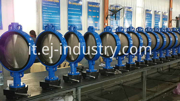 Concentric Butterfly Valves
