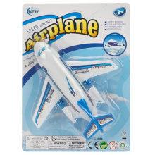 Promoção Presente Pull Back Airplane
