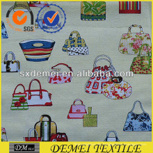 Druckmuster Textile Kunden Großhandel Designer Baumwollstoff