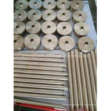 Bienvenida personalizadas diferentes tipos de latón CNC parte