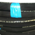 Oil Resistant Weather Resistant Hydraulic Rubber Hose