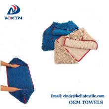 Super Absorvente não tecido Pet toalha de banho / pet wash cloth Super Absorvente nonwoven Pet toalha de banho / pet wash pano