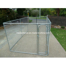 Chain Link Dog Run Cage Best Insulated Dog House