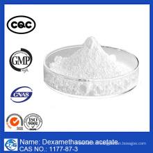99% Médicament pharmaceutique Ingrédient actif Poudre de stéroïdes cru Acétate de dexaméthasone