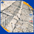 Pvc coated gabion box para la venta