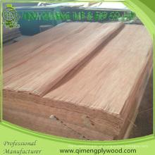 Folheado giratório do Plb da categoria do tamanho 1280X2500mm Abcd do corte para a madeira compensada