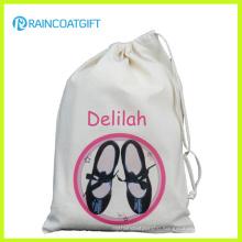 Recycling Natural Cotton Drawstring Bag Rbc-084
