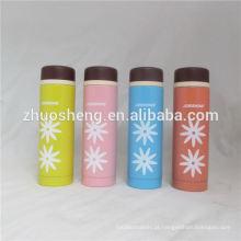 novo produto bom qulaity pequena parede dupla inox atacado vácuo garrafa térmica