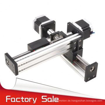 FTS40-Serie 2-Achsen-CNC-Linear-xy motorisierten Tisch für Metallschneiden