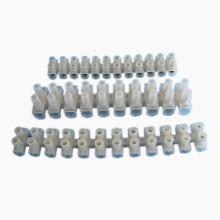 80A Bloque de terminales de 30mm2 Bloques de terminales de plástico Tipo H / U / V PA PP PE