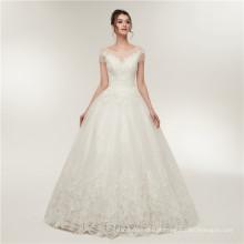 2018 elegante appliqued luxo china custom made formal suzhou vestido de noiva atacado