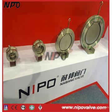 Обратный клапан одностороннего действия Nipo Wafer