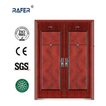 Porte extérieure en acier (RA-S173)