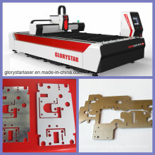Éclairage, quincaillerie, armoire électrique Machine à découper laser à fibre métallique industrielle