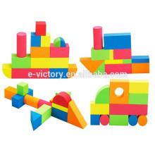 Blocs de construction de mousse EVA de Soft Toy bon marché enfants
