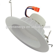 ETL dimmable LED recessed retrofit down light 4 inch 5 inch 6 inch 14w 15w 18w 19w