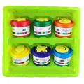 6 Finger Paint Stamp Box